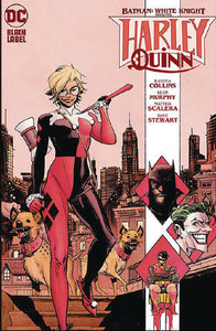 BATMAN WHITE KNIGHT PRESENTS HARLEY QUINN #1