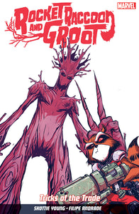 Rocket Raccoon And Groot Vol 1 Tricks Of The Trade TP