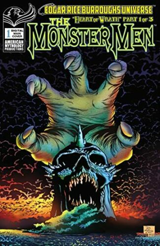 THE MONSTER MEN HEART OF WRATH #1