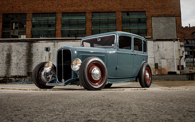 Celebrated for Affordability and Style: The 1932 Ford