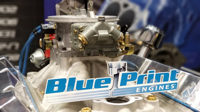 BluePrint Engines Features Engines, New Break-In Oils at Annual PRI Trade Show