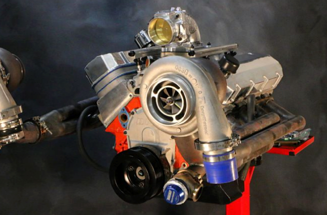 Built for Boost: The BPE 540ci – BluePrint Engines
