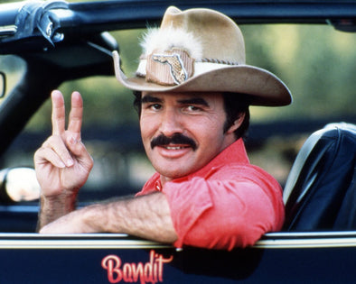 Burt Reynolds' Movie Car Collection Headed to Auction