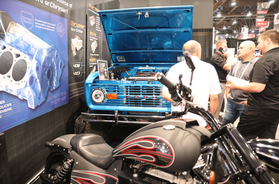 BluePrint Engines Wows at Annual SEMA Show