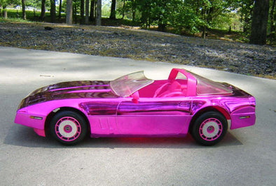 Barbie's Dream Cars – Lifesized!