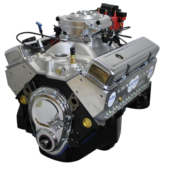 <b>383 CUBIC INCH</b> SBC ENGINES<br>UP TO 445 HP<br>STARTING AT $3,999.00
