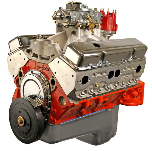 <b>454 CUBIC INCH</b> <br>SBC ENGINES<br>UP TO 563 HP <br>STARTING AT $7,799.00