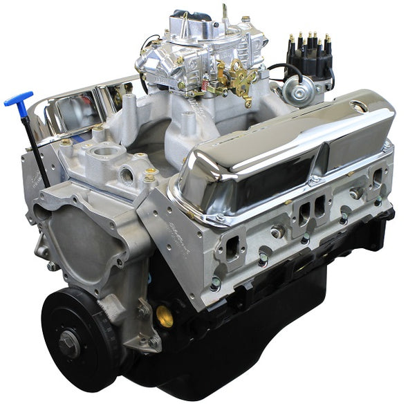 BPC4085 Engine Options<br>465 HP, 494 ft-lbs<br>Starting at $6,399.00<br>Roller Cam and valvetrain