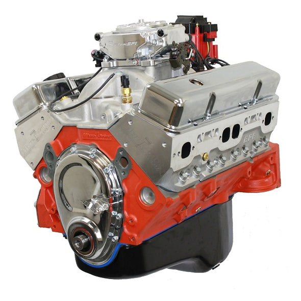 <b>400 CUBIC INCH</b> <br>SBC ENGINES<br>UP TO 508 HP <br>STARTING AT $4,999.00