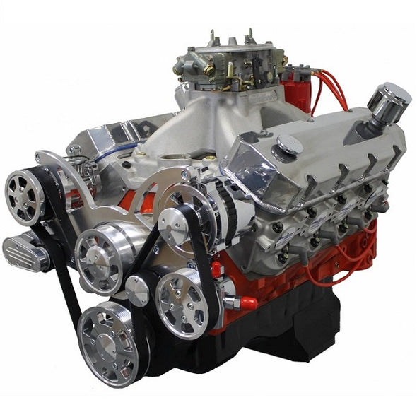 <b>540 Cubic Inch</b> <br>BBC Engines<br>Up to 750 HP<br>Starting at $9,999.00<br>Standard Deck