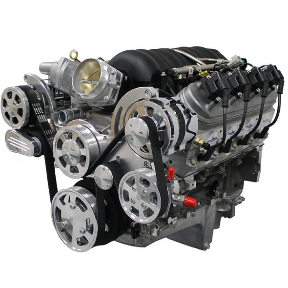 <b>376 CUBIC INCH</b><br> LS ENGINES<br>UP TO 525 HP<br>STARTING AT $6,599.00