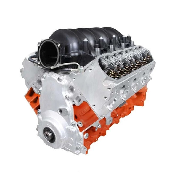 GM COMPATIBLE LS SHORT BLOCKS<br> and SEMI-COMPLETE Engines