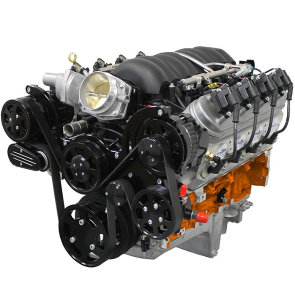 <b>427 CUBIC INCH</b><br> LS ENGINES<br>UP TO 800 HP<br>STARTING AT $10,499.00