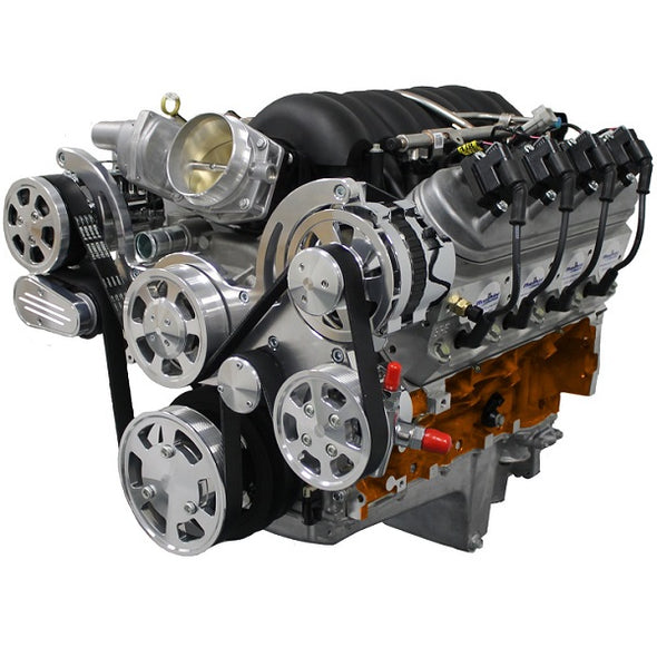 <b>408 CUBIC INCH</b><br> LS ENGINES<br>UP TO 725 HP<br>STARTING AT $9,799.00