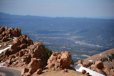 Pike's Peak Road