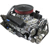 BluePrint Engines Builder Series 383CI Stroker Crate Engine and TKX Manual Trans Package | Small Block GM Style | Dressed Longblock with Fuel Injection  | Aluminum Heads | Roller Cam