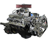 BLUEPRINT ENGINES BUILDER SERIES Mopar 408CI Stroker Crate Engine and 727 Auto Transmission | Small Block Chrysler | Roller Cam | Polished Front Accessory Drive