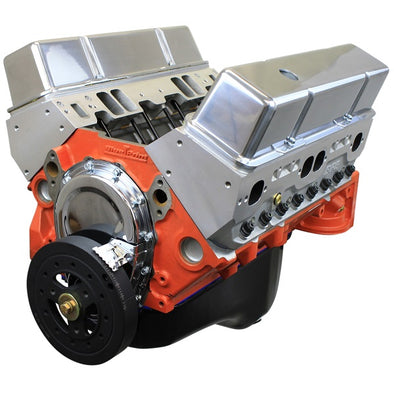 BluePrint Engines 400CI Crate Engine | Small Block GM Style | Longblock | Aluminum Heads | Roller Cam | Power Adder Ready