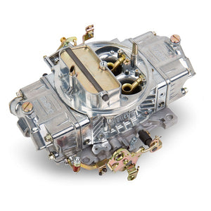 HOLLEY 850 CFM DOUBLE PUMPER CARBURETOR | MANUAL CHOKE | MECHANICAL SECONDARIES | 4150