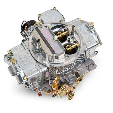HOLLEY 750 CFM CLASSIC CARBURETOR | ELECTRIC CHOKE VACUUM SECONDARIES | 4160