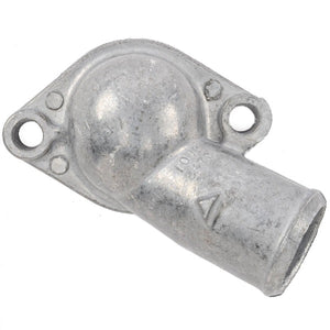 THERMOSTAT HOUSING ANGLE FOR GM | FOR SBC & BBC | ALUMINUM