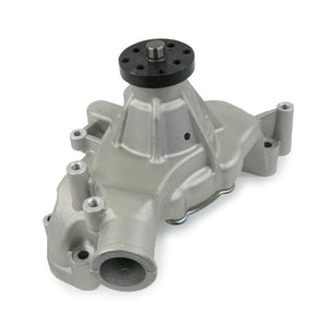 ALUMINUM MECHANICAL WATER PUMP | CHEVY BB | LONG | SATIN
