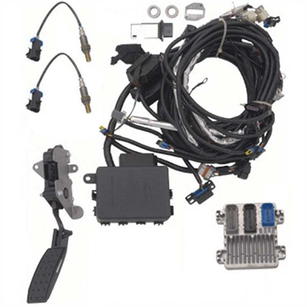 bp wiring harness ls engine controller kit     blueprint engines  ls engine controller kit     blueprint
