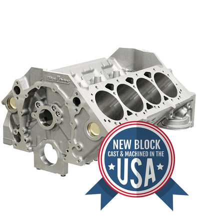 "SBC 4.000"" Bore Cast Iron Blocks 