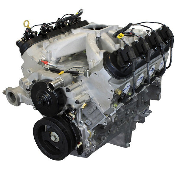 BluePrint Engines 376CI Crate Engine | GM LS3 Style | Aluminum Heads | Roller Cam | 6.2L | CT Longblock