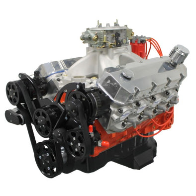 598CI BBC Stroker Crate Engine | Big Block GM Style | Drop In Ready - Black