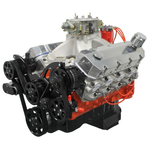 540 CI ProSeries Stroker Crate Engine | Big Block GM Style | BBC | Drop In Ready - Black