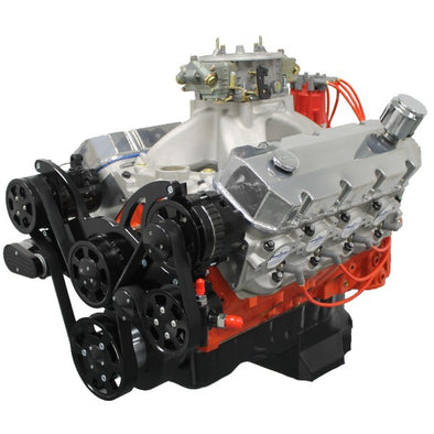 632 CI ProSeries Stroker Crate Engine | Big Block GM Style | 10.3L | Drop In Ready - Black
