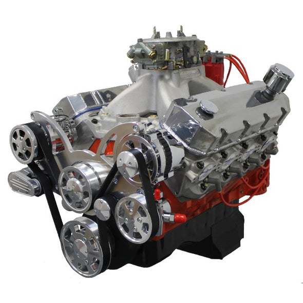 632 CI ProSeries Stroker Crate Engine | Big Block GM Style | 10.3L | Drop In Ready - Polished