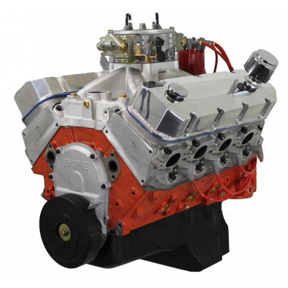 632 CI ProSeries Stroker Crate Engine | Big Block GM Style | 10.3L | Dressed Longblock with Carburetor