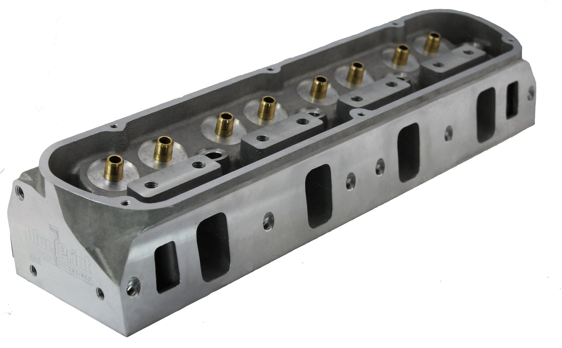 Sb ford aluminum cylinder head 205cc cnc ported stud mount sb ford aluminum cylinder head 205cc cnc ported stud mount bare blueprint engines malvernweather Image collections
