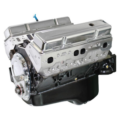 BluePrint Engines 383CI Stroker Crate Engine | Small Block GM Style | Longblock | Aluminum Heads | Roller Cam