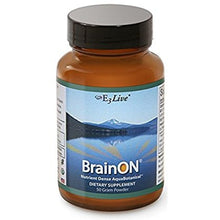 "E3Live Brain On 120ct Capsules; Lift and brighten mood with the PEA, the ""love molecule"". Increase focus and clarity"