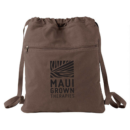 Brown Backpack Bag