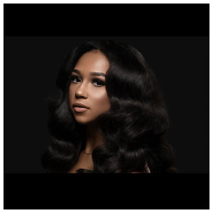 $75  BLACK/JET BLACK BUNDLES (Curly/Wavy/Straight)