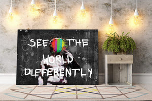 See the world differently