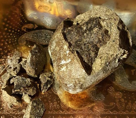What is Ambergris ?