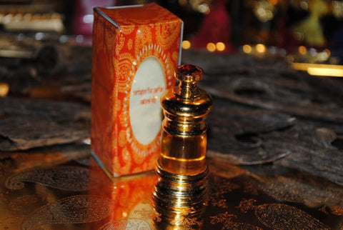 AMBERGRIS NATURAL PERFUME