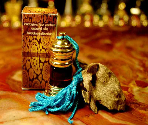 Agarwood Oil Mukhallat / Arabian Oud