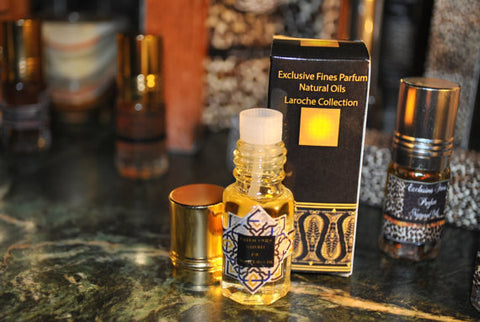Ambergris de Paris Metropolitan Natural Perfume 3ml