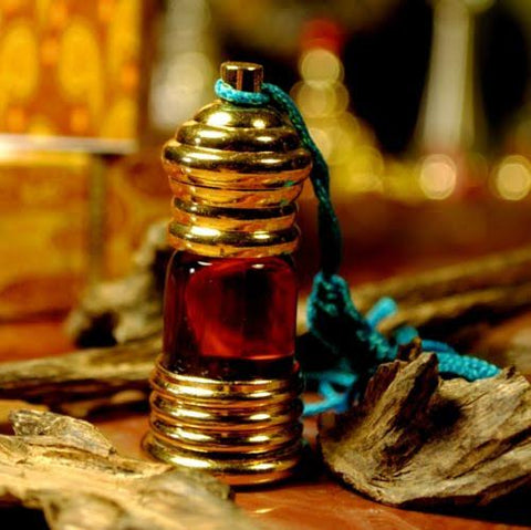 Pheromone-4 Vedic 3ml Musk Perfume of the Shaman