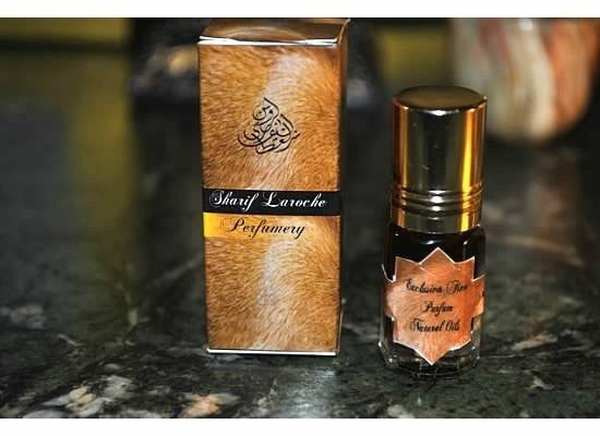 Kashmiri Musk Ultimate Natural Musk Oil 3ml - Kašmiras muskuss Smaržas