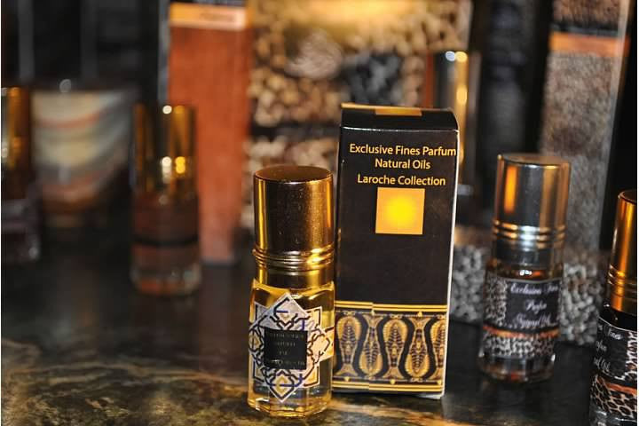 Egyptian Musk Superior Natural Perfume 3ml