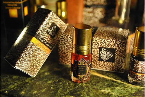 Bakhoor Speechless Wood Perfume 3ml