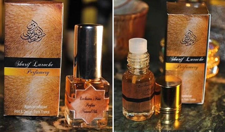 Rayhan Dans la Vallee de Paradis 3ml Oil & 7ml Spray Combo Set