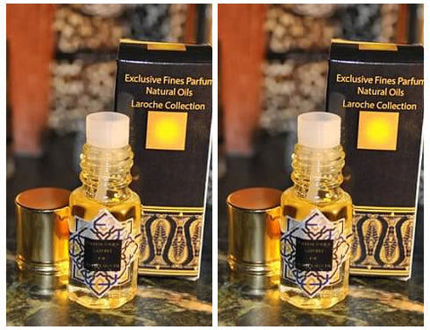Buy Both & Save! Combo Set - Egyptian Musk Superior 3ml / Egyptian White Nile 3ml